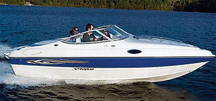 20' Stingray 205 CS/CX 2010