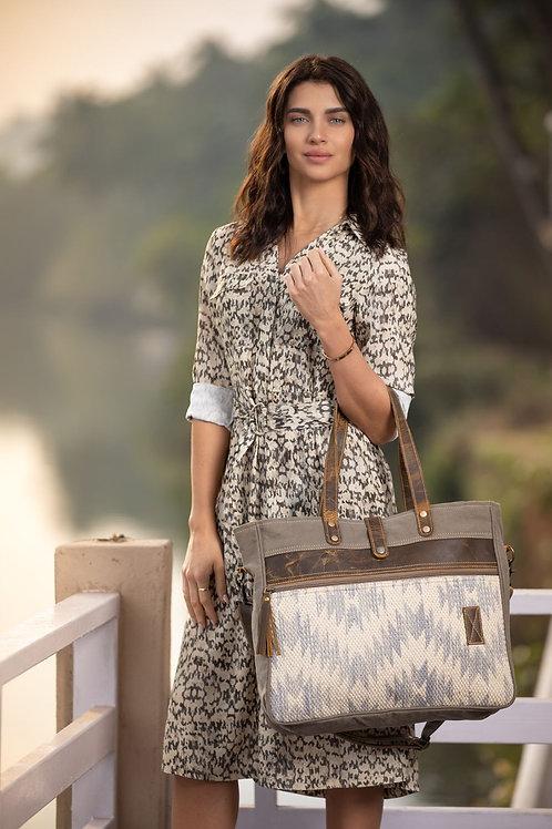 Charming Browns Weekender Bag