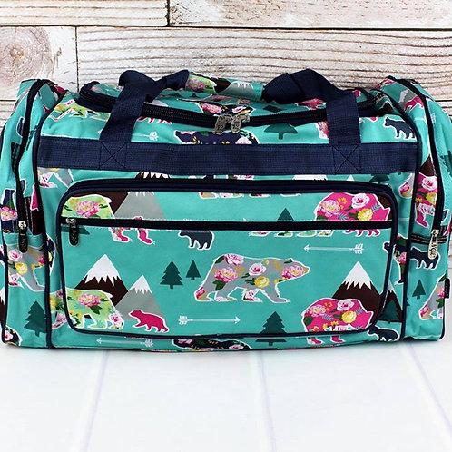 Bear Beauty Duffle Bag