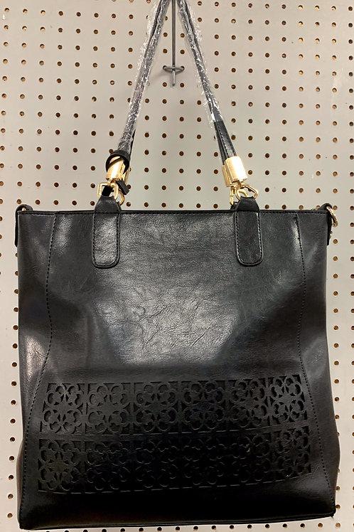 Black Classy Bottom Bag