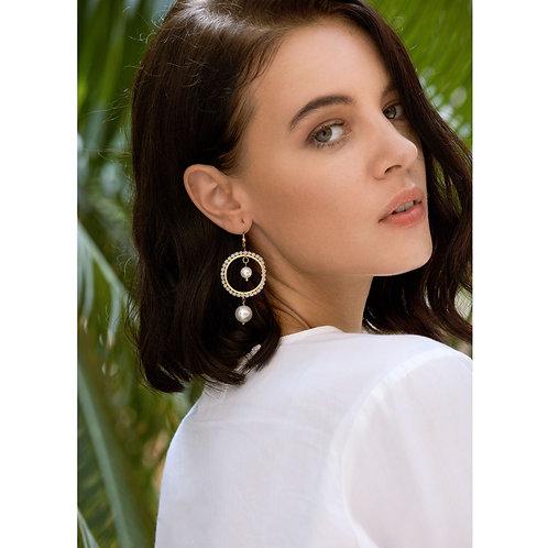 Gem Earring