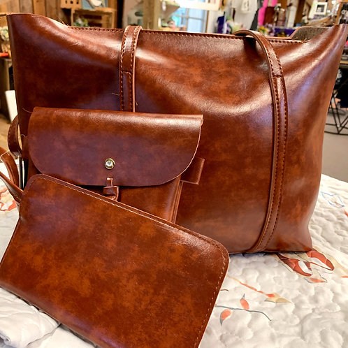 Heather Brown 4/1 Bag