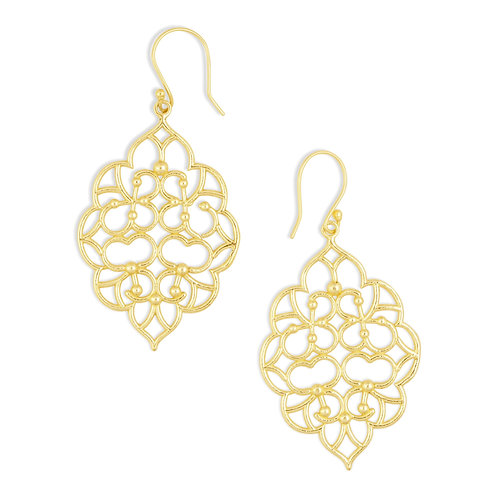 Labyrinthine Earrings