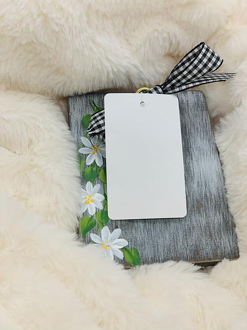 Mini note holder