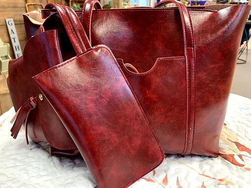 Ruby Red 3/1 Bag