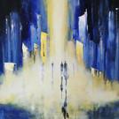Citylife - 63 x 63 cm - 9000 NOK