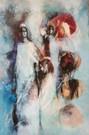 Life Tales - 53 x 73 cm - 8500 NOK