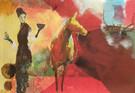 Make Believe - 66 x 46  cm - 8000 NOK