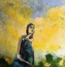 Faith - 123 x 123 cm - 26000 NOK