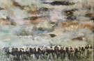 In the Pasture - 110 x 75 cm - 15000 NOK