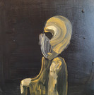 Femme fatale - 45 x 45 cm - 4500 NOK