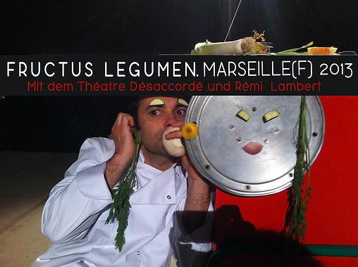 Lilian Matzke Gastspiel Marseille