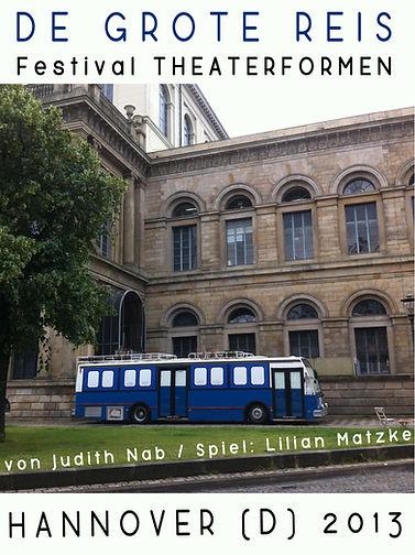 Lilian Matzke Gastspiel Hannover