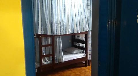 Suíte Feminina com 6 camas