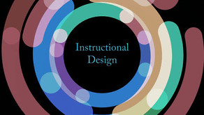 Now, people know about instructional design...