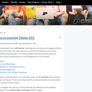 Online Learning 101