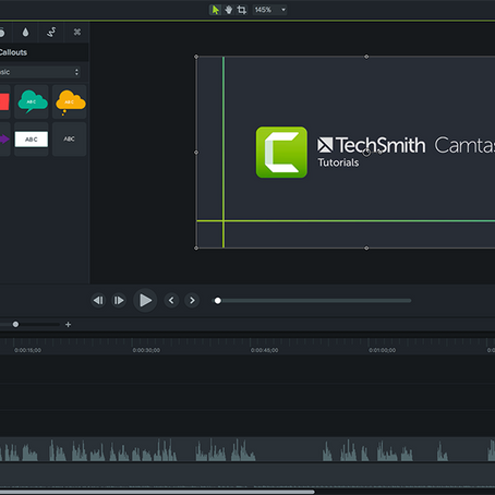 Online Teaching Tools: Camtasia
