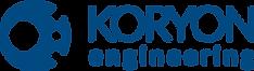Koryon logo küçük ingilizce (transparent