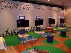 Ação Promocional Samsung Angry Birds