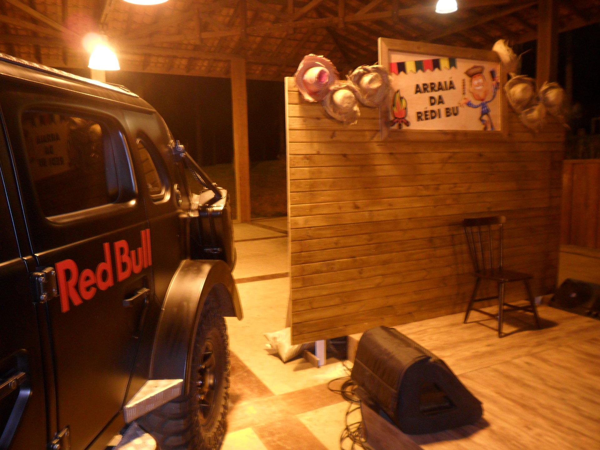 Festa Junina Red Bull