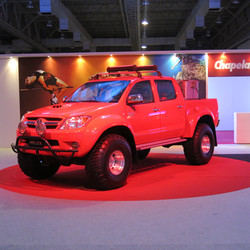 Skill Contest Toyota 2013
