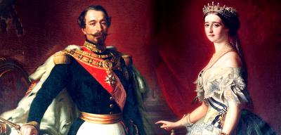 Napoleon III et Eugénie: amour et destinée