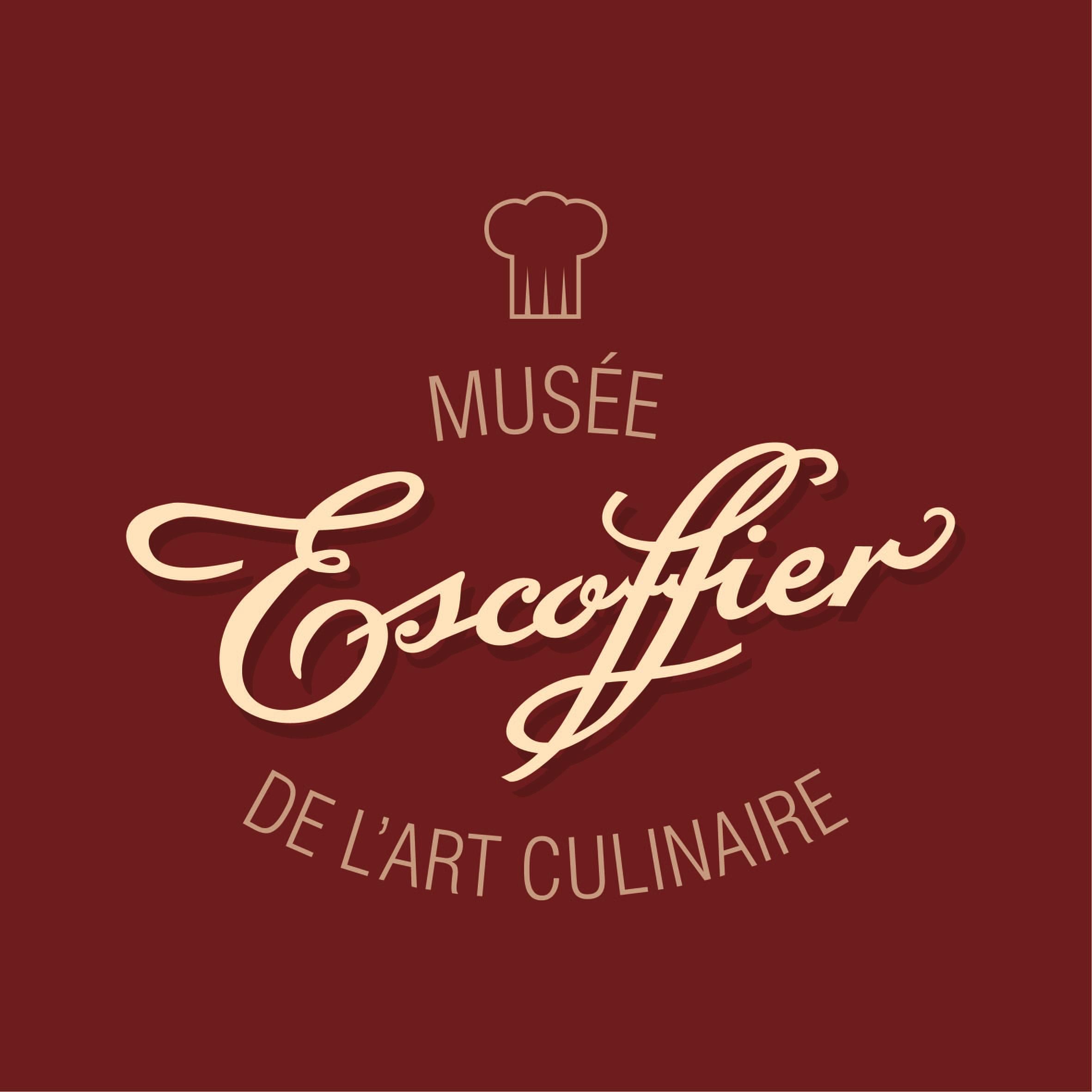 Logo musée Escoffier de l'Art Culinaire.