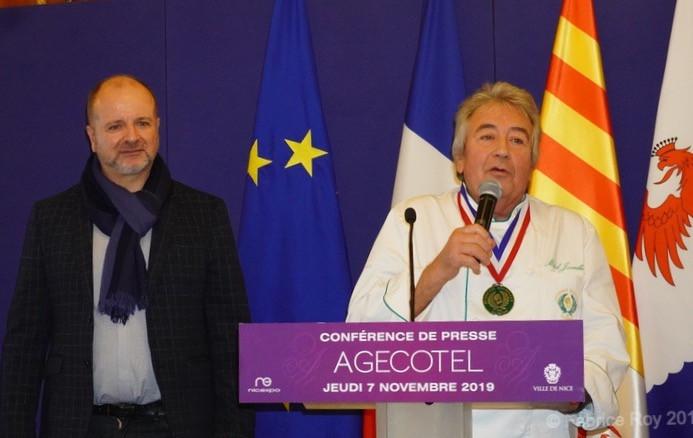 Alain Defils et Michel Jocaille