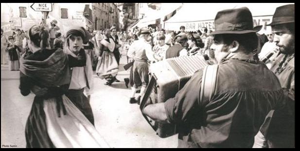 Groupe Folklorique Tende 1980