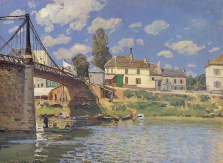 Les impressionnistes et la Seine