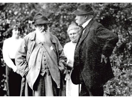 Monet - Clemenceau: une amitié