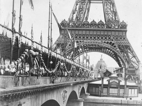 L'exposition universelle de 1889