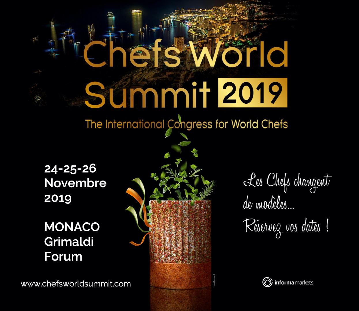 Chefs World Summit Monaco