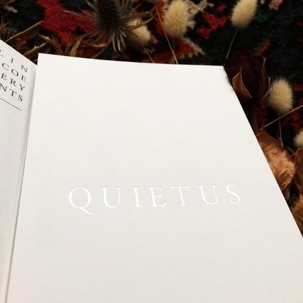Quietus Exhibition