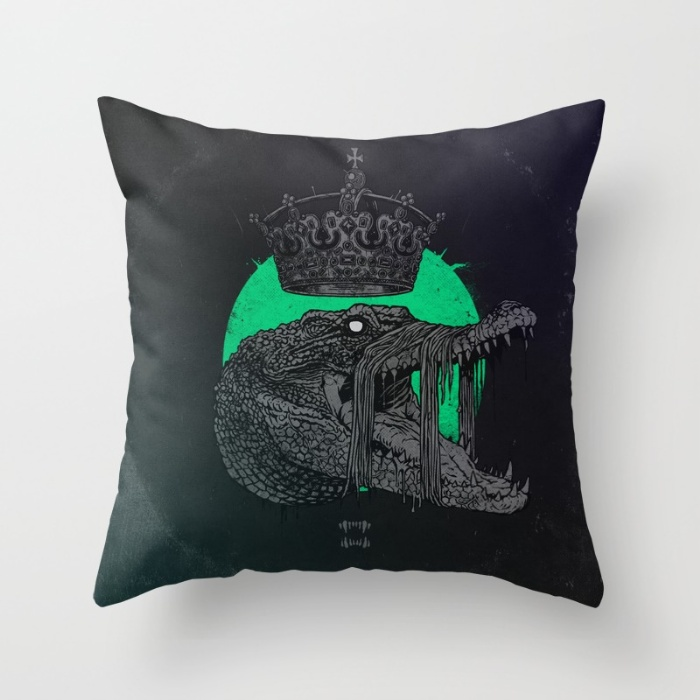 """THROW PILLOW COVER (16"""" X 16"""") INDOO"""