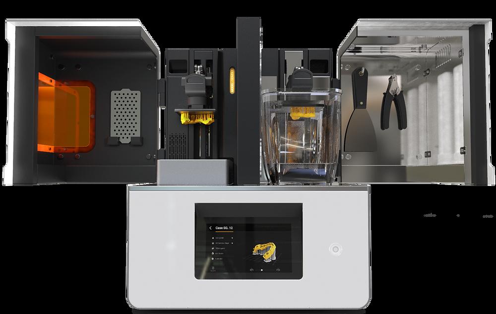 Mogassam DentCase 3д принтер для стоматологии