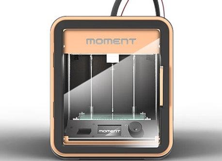 3D принтер Moment 1 купить в Украине, цена, обучение