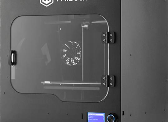 3D принтер Wiiboox Two Mini купить в Украине, цена, обучение