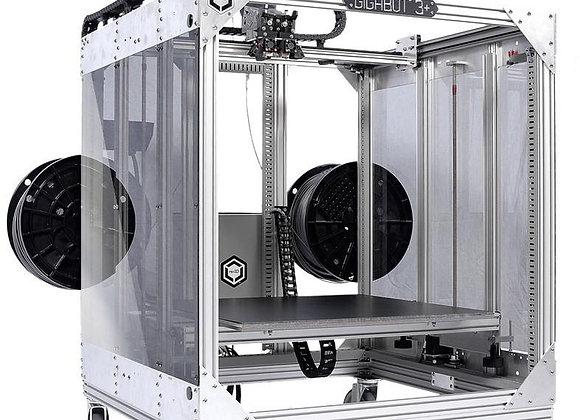 3D принтер Re3d Gigabot 3+ купить в Украине, цена, обучение