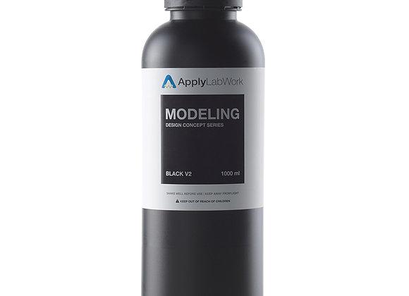 Фотополимерная смола Applylabwork Modeling Black V2 купить в Украине, цена