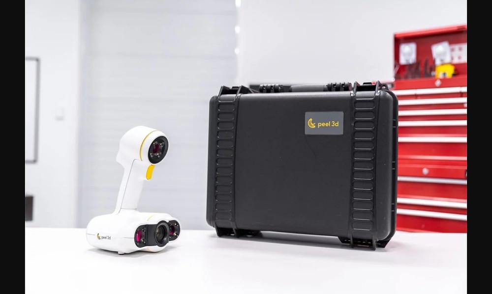 Купить 3D-сканер Peel 2