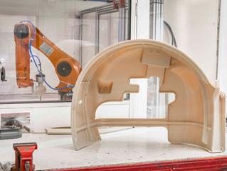 Dash-CAE используют 3D-принтер Stratasys F900 для удовлетворения растущего спроса на транспортном ры