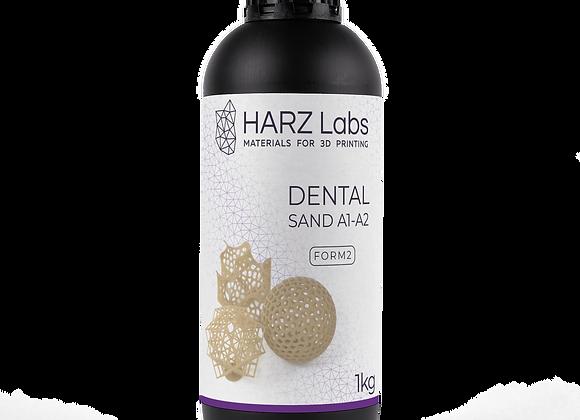 Фотополимерная смола Harz Labs Dental Sand A1-A2 Form2 купить в Украине, цена
