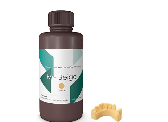 Фотополимерная смола Makex M-Beige купить в Украине, цена
