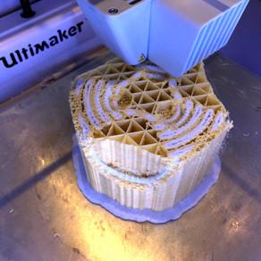 3D печать с использованием водорастворимых поддержек из PVA пластика