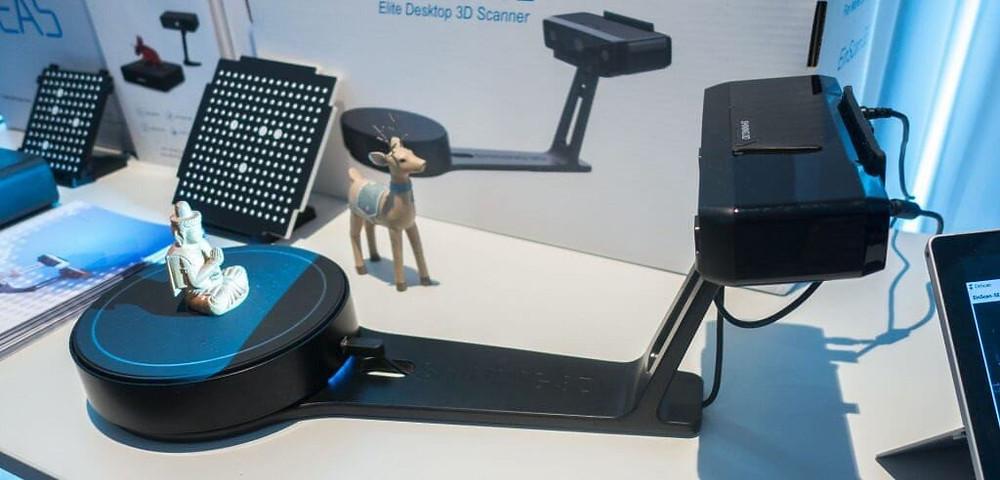 как выбрать 3д сканер