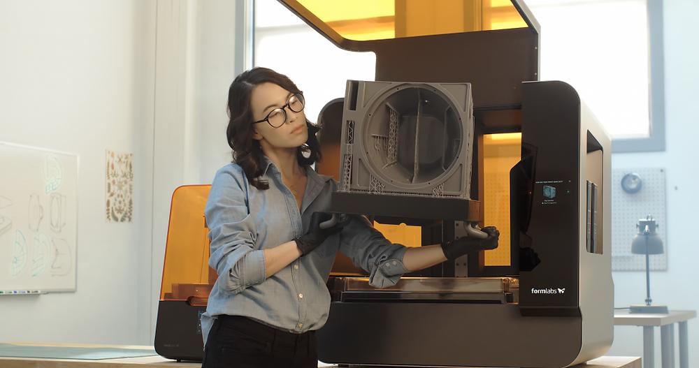3д принтер Formlabs form 3L купить в Украине с доставкой