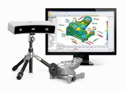 3D сканер 3D Systems Capture