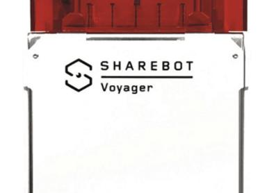 3D принтер Sharebot VOYAGER-2 купить в Украине, цена, обучение