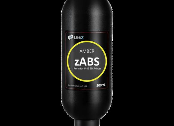 Фотополимерная смола Uniz zABS Amber